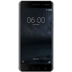 Telefon NOKIA 6, 32GB, 2GB RAM, Single SIM, Matte Black