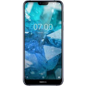 Telefon NOKIA 7.1 64GB, 4GB RAM, Dual SIM, Blue