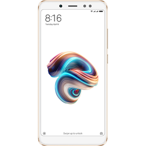 Telefon XIAOMI Redmi Note 5 LTE Dual Sim 64GB 4GB RAM, Gold