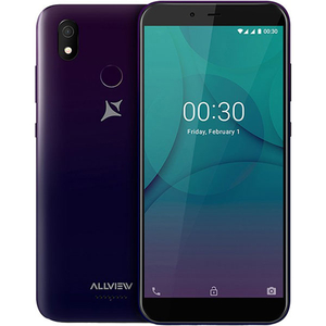 Telefon ALLVIEW P10 Max, 8GB, 1GB RAM, Dual SIM, Blue Purple