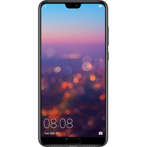 Telefon HUAWEI P20 Pro, 128GB, 6GB RAM, Dual SIM, Black