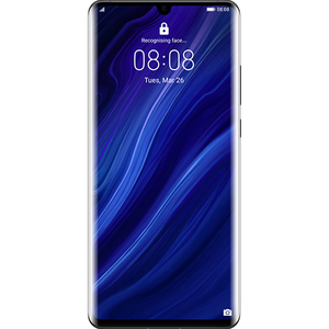 Telefon HUAWEI P30 Pro, 128GB, 6GB RAM, Dual SIM, Black
