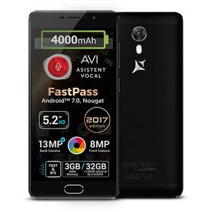 Telefon ALLVIEW P9 Energy Lite 2017 32GB Dual Sim, Black