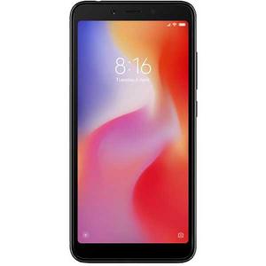Telefon XIAOMI Redmi 6 32GB, 3GB RAM, dual sim, black