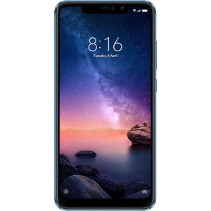 Telefon XIAOMI REDMI Note 6 Pro, 32GB, 3GB RAM, Dual SIM, Blue