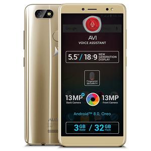 Telefon ALLVIEW V3 Viper, 32GB, 3GB RAM, Dual SIM, Gold