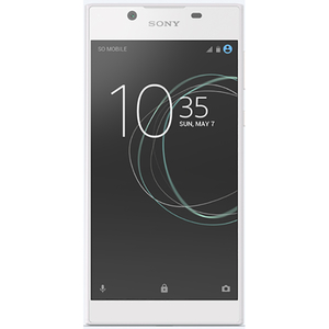 Telefon SONY Xperia L1, 16GB, 2GB RAM, Single SIM, White