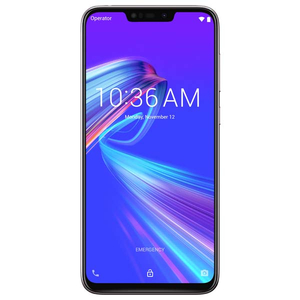Telefon ASUS ZenFone Max M2, 32GB, 4GB RAM, Dual SIM, Silver