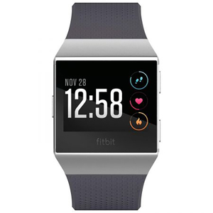 Smartwatch Fitbit Ionic FB503GYBK-EU, Android/iOS, silicon, Gray