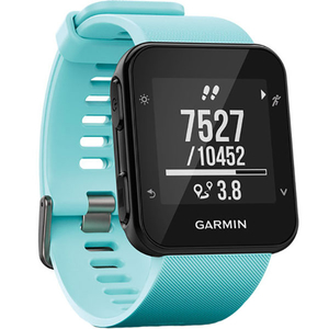 Smartwatch GARMIN Forerunner 35, Android/iOS, silicon, Blue