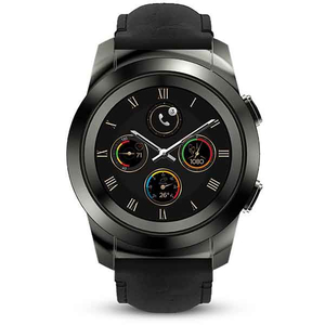 Smartwatch ALLVIEW Hybrid S, Android, silicon, dark grey