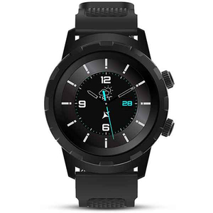Smartwatch ALLVIEW Hybrid T, Android, silicon, black