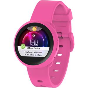 Smartwatch MYKRONOZ ZeRound3 Lite, Android/iOS, silicon, roz
