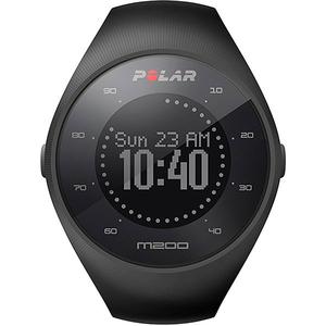 Smartwatch POLAR M200 Android/iOS, silicon, Medium/Large, Black
