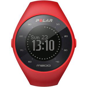 Smartwatch POLAR M200, Medium/Large, Red