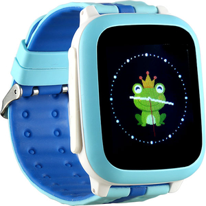 Smartwatch pentru copii MYRIA MY9514BL, Android/iOS, albastru