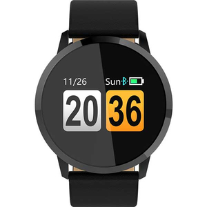 Smartwatch MYRIA Fame MY9517BK, Android/iOS, silicon, negru