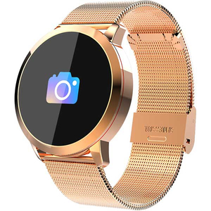 Smartwatch MYRIA Fame MY9517GD, Android/iOS, metal, gold