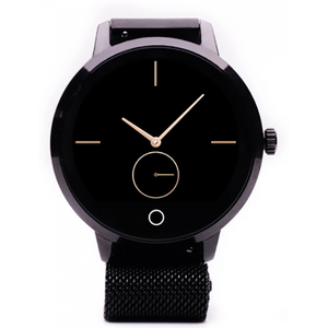 Smartwatch E-BODA Stime Raven, Android/iOS, metal, Black