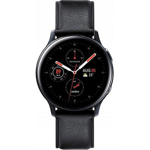 Smartwatch SAMSUNG Galaxy Watch Active 2 40mm, Wi-Fi, Android/iOS, Stainless steel, Black