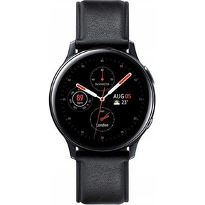 Smartwatch SAMSUNG Galaxy Watch Active 2 44mm, Wi-Fi, Android/iOS, Stainless steel, Black