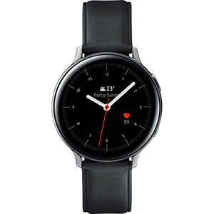 Smartwatch SAMSUNG Galaxy Watch Active 2 44mm, Wi-Fi, Android/iOS, Stainless steel, Silver
