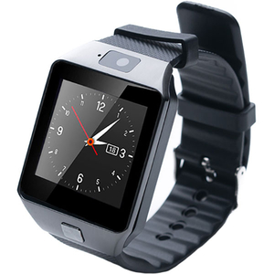 Smartwatch E-BODA Smart Time 200 Android/iOS, silicon, negru