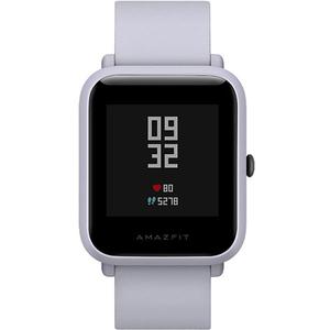 Smartwatch XIAOMI Amazfit BIP, Android/iOS, silicon, Alb