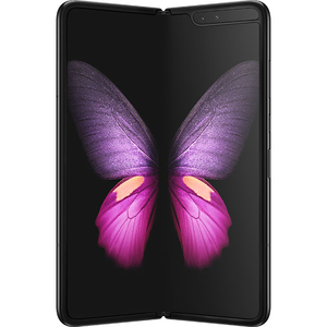Telefon SAMSUNG Galaxy Fold, 512GB, 12GB RAM, Dual SIM, Cosmos Black