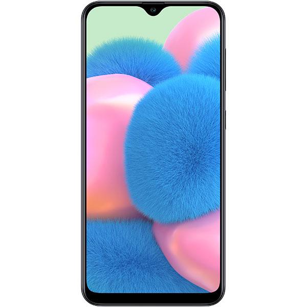 SAMSUNG Galaxy A30s, 64GB , 4GB RAM, Dual SIM, Prism Crush Black