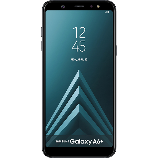 Telefon SAMSUNG Galaxy A6 Plus (2018), 32GB 3GB RAM, Black