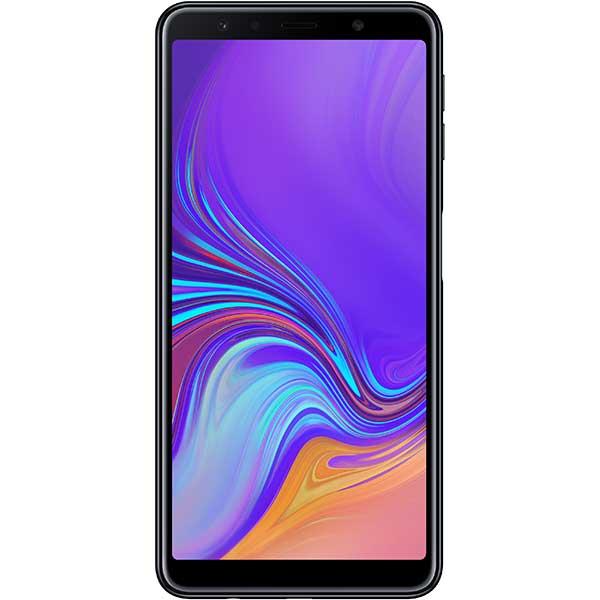 Telefon SAMSUNG Galaxy A7 (2018), 64GB, 4GB RAM, Dual SIM, Black