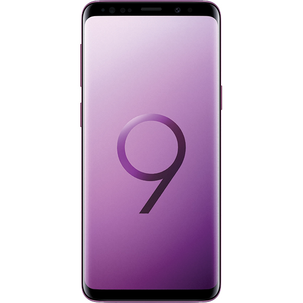 Telefon SAMSUNG Galaxy S9 Dual Sim, 64GB, Purple