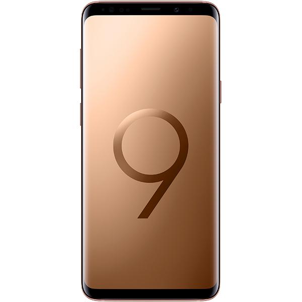 Telefon SAMSUNG Galaxy S9 Plus Dual Sim, 64GB, Gold
