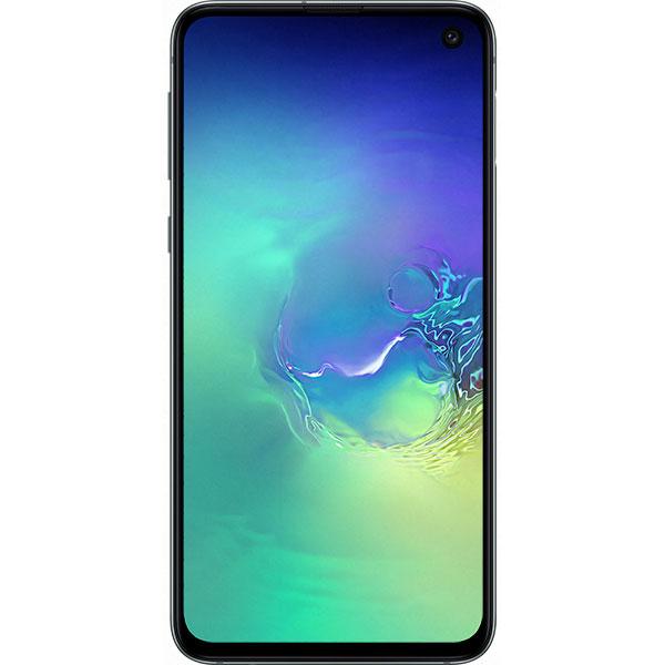 SAMSUNG Galaxy S10e, 128GB, 6GB RAM, Dual SIM, Teal Green