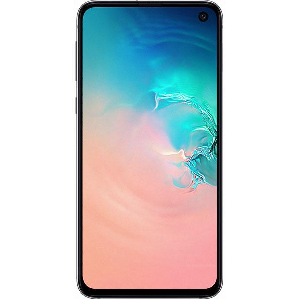 SAMSUNG Galaxy S10e, 128GB, 6GB RAM, Dual SIM, Prism White