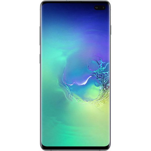 Telefon SAMSUNG Galaxy S10 Plus, 128GB, 8GB RAM, Dual SIM, Teal Green