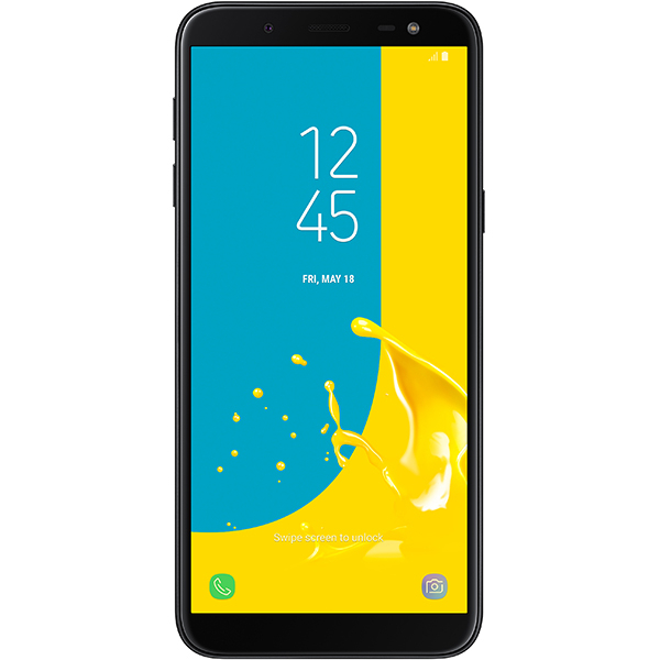 Telefon SAMSUNG J6 (2018), 32GB, 3GB RAM, dual sim, Black