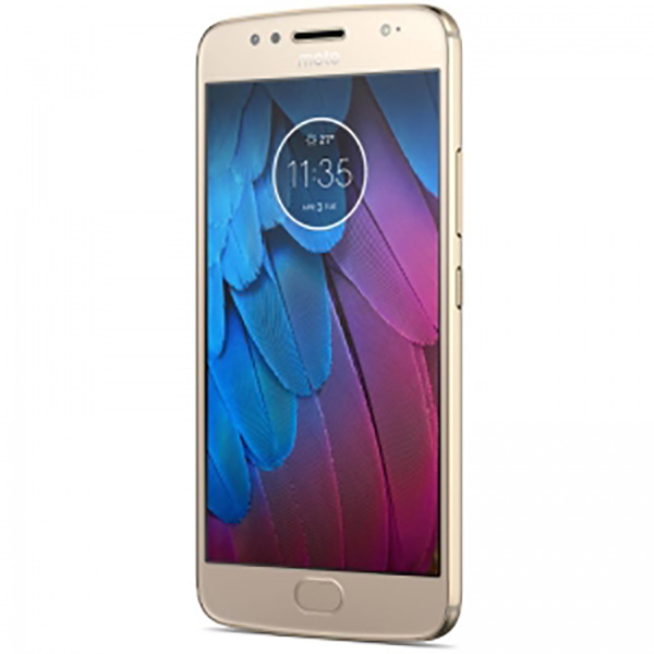 "Telefon MOTOROLA G5 S, 5.2"", 16MP, 3GB RAM, 32GB, Octa-Core, 4G, Gold"
