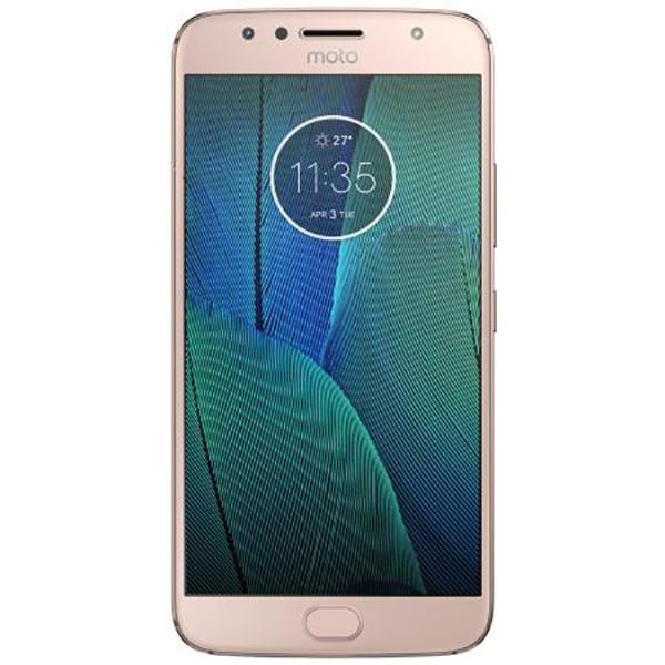 "Telefon MOTOROLA G5S Plus, 5.5"", 13MP Dual, 4GB RAM, 32GB, 4G, Gold"