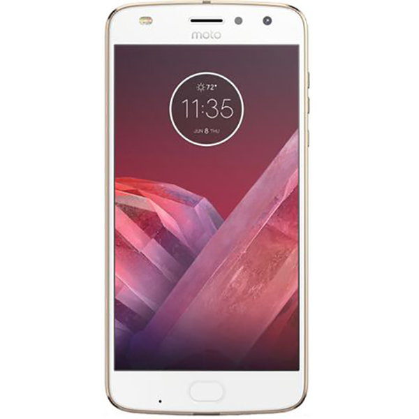 Telefon MOTOROLA Moto Z2 Play, Dual Sim, 64GB, 4G, Gold