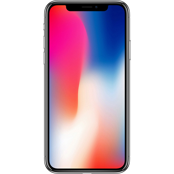 Smartphone APPLE iPhone X 64GB Space Gray