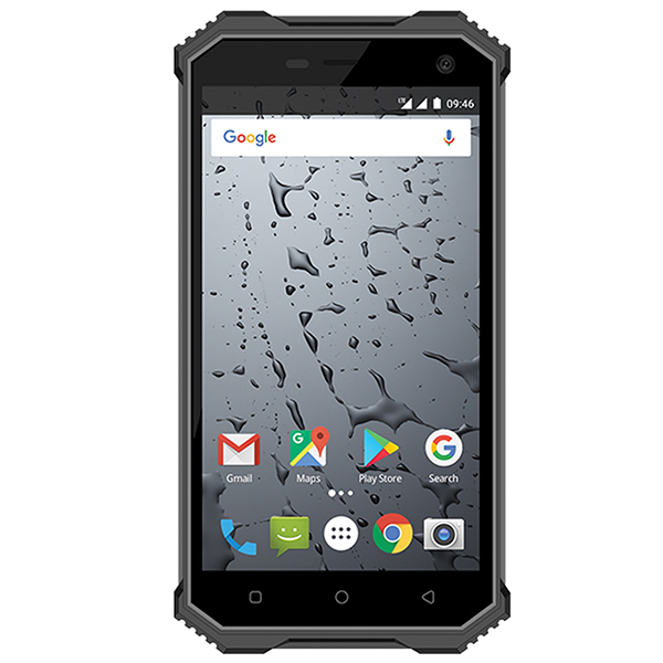 Telefon MAXCOM MS457, 16GB, 2GB RAM, IP68, Dual SIM, Dark Gray