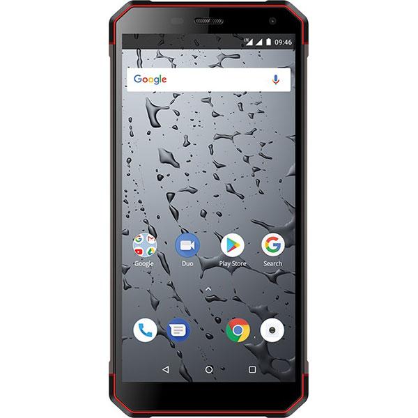 Telefon MAXCOM MS571, 32GB, 3GB RAM, Dual SIM, Black-Red