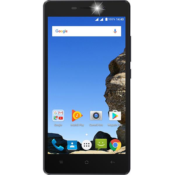 Telefon MYRIA Five, 16GB, 2GB RAM, dual sim, Black