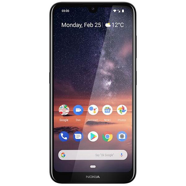 Telefon NOKIA 3.2, 16GB, 2GB RAM, Dual SIM, Black