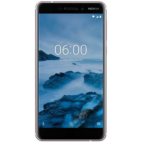 Telefon NOKIA 6.1 2018, 32GB, 3GB RAM, Dual SIM, White