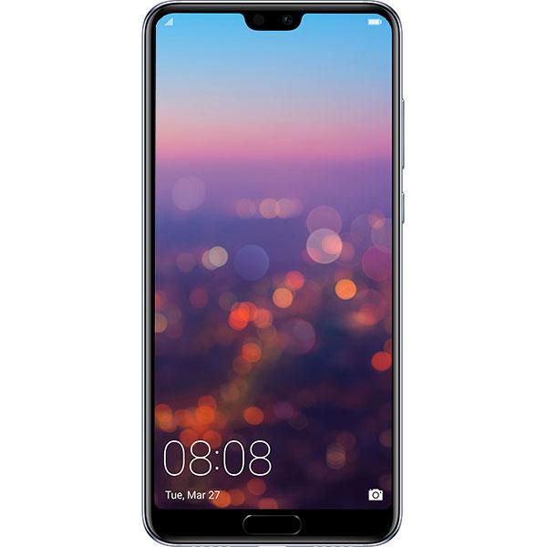 Telefon HUAWEI P20 Pro, 128GB, 6GB RAM, Dual SIM, Blue