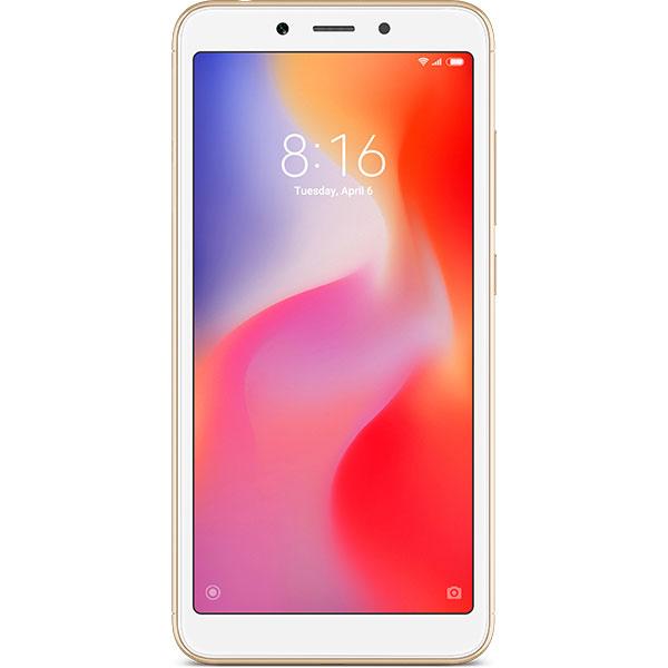 Telefon XIAOMI REDMI 6A, 16GB, 2GB RAM, Dual SIM, Gold