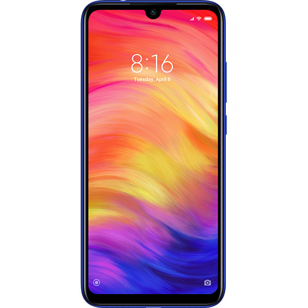 Telefon XIAOMI Redmi Note 7, 64GB, 4GB RAM, Dual SIM, Blue
